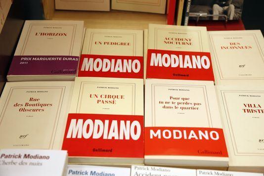 S Il Ne Fallait Lire Que Cinq Livres De Patrick Modiano Patrick Modiano Livre Prix Nobel De Litterature