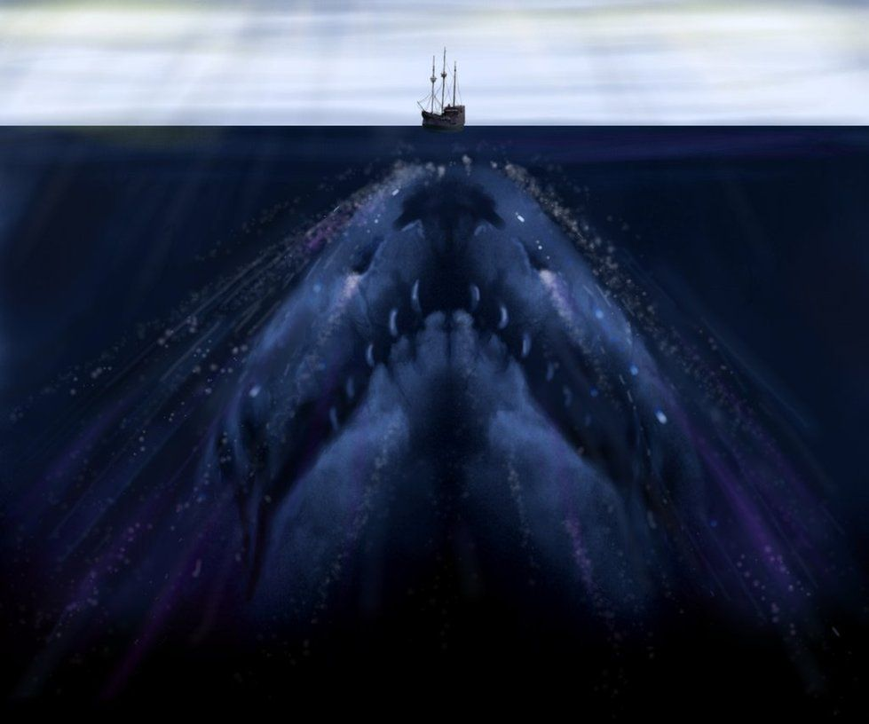 Caraca sea monster by ~f-Stopped on deviantART | Sharkasaurus | Pinterest | Sea monsters ...