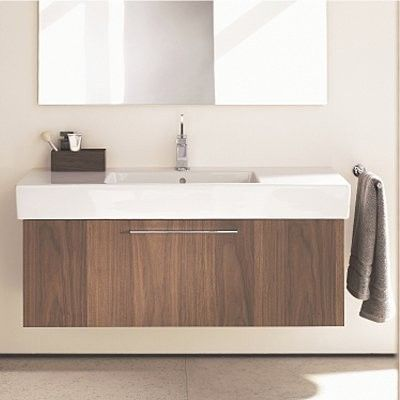 Duravit fogo unit bathroom vanity modern bathroom vanities for Modern bathroom sink and vanity