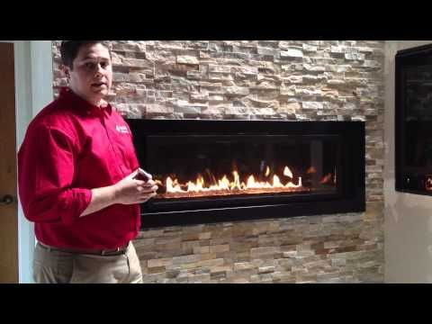 Napoleon Linear Gas Fireplace Lhd50 Linear Fireplace Gas