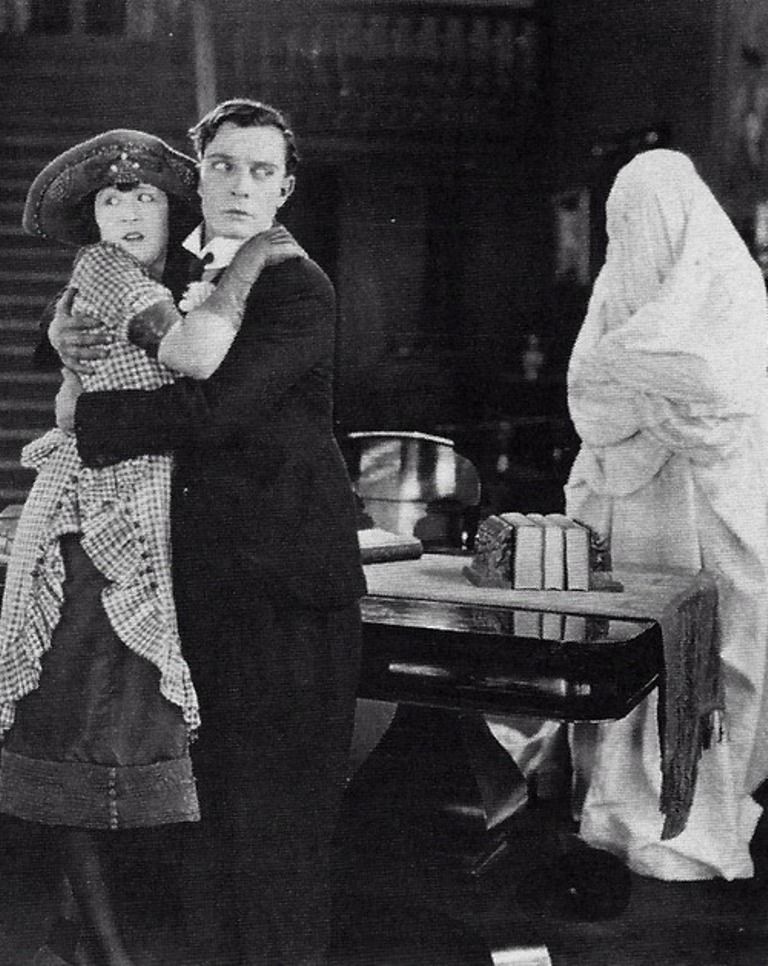 The Haunted House 1921