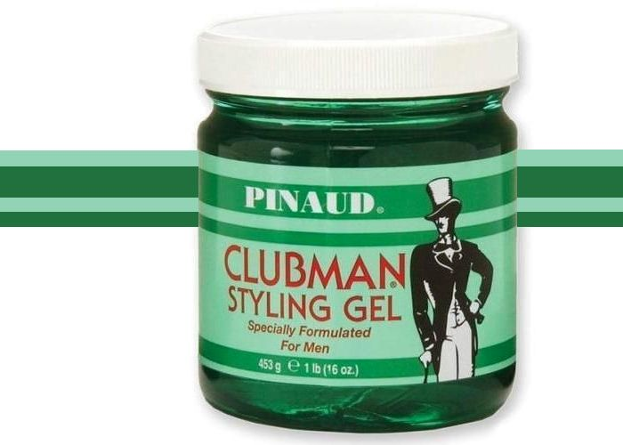 A Complete Guide To Hair Products For Men The Gentlemanual Styling Gel Hair Gel Clubman Pinaud