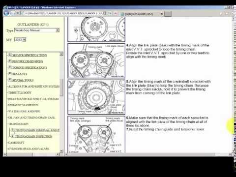 Mitsubishi Auto Repair Service Manual Car Repair Service Repair Manuals Manual