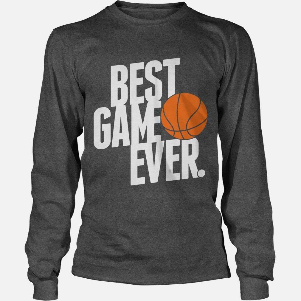 basketball best game ever dad mom men man woman women wife husband girl boy lady player