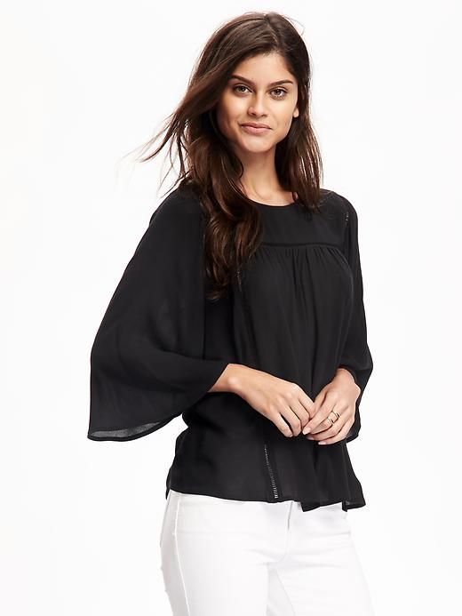 Old Navy's - NEW ARRIVAL Swing Blouse for Women $32.94