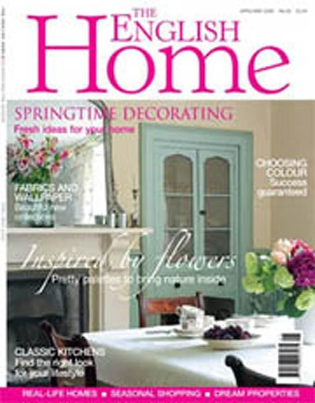 Elegant Living in Traditional English Style is the hallmark of this over-size, full-color magazine covering British architecture, decorating, furnishings, property and antiques. Published bimonthly.