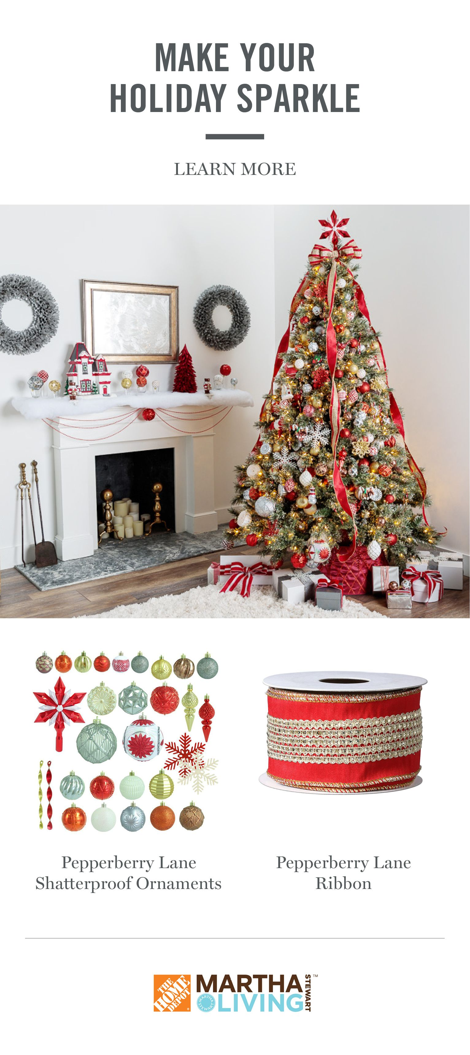 How To Decorate A Tree Christmas Tree Home Depot Christmas