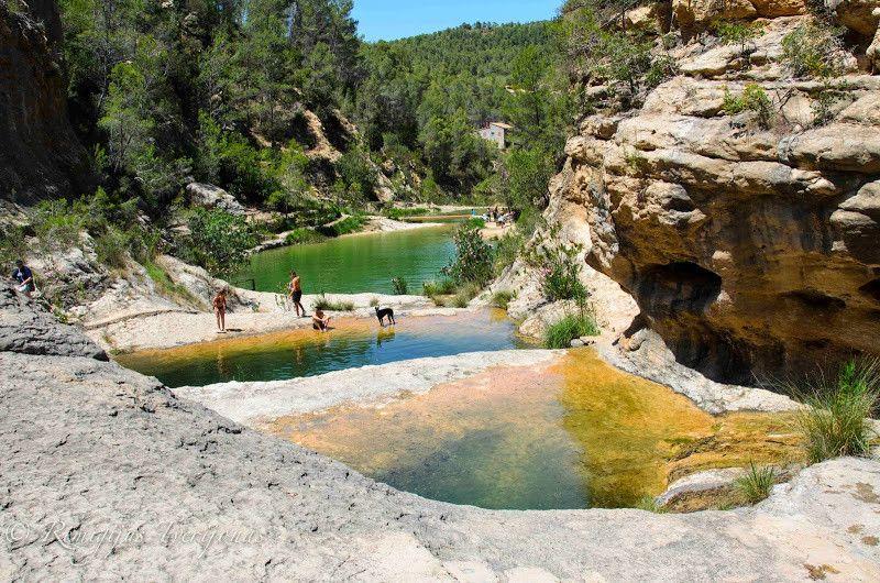 9 Piscinas Naturales En Valencia Que Tienes Que Visitar Piscinas Naturales Piscina Natural Paisajes De España