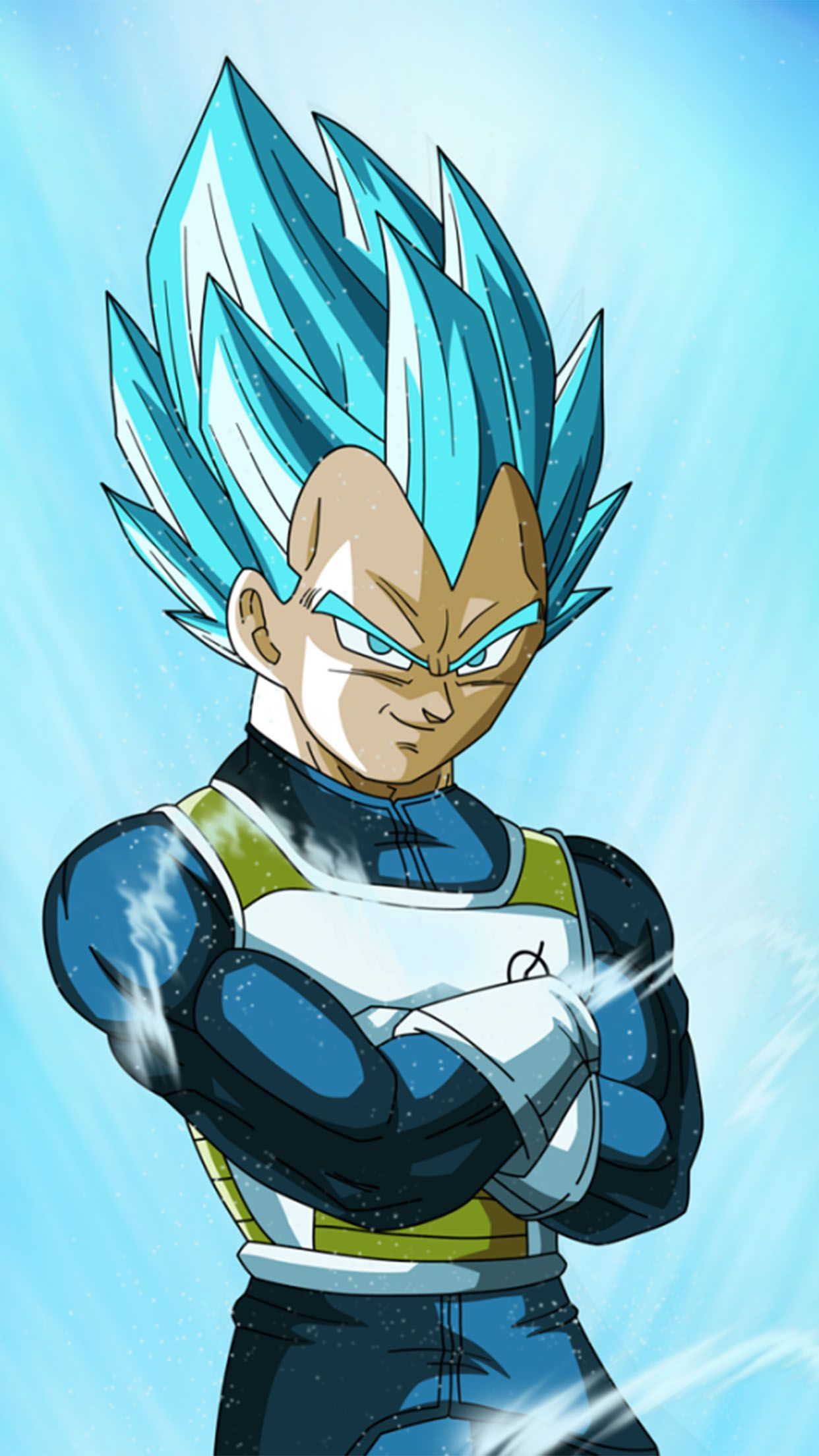 DragonBallVegeta3WallpapersiPhoneParallax Anime