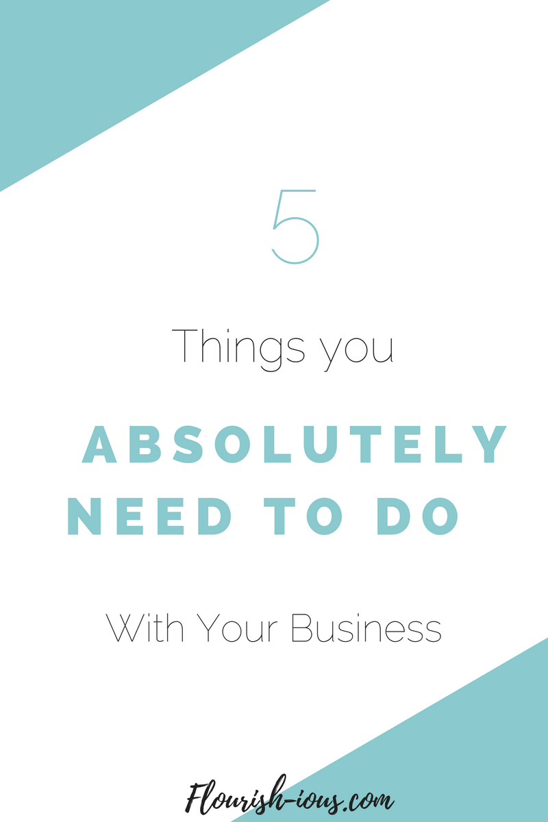 Getting a small business of the ground can be challenging. These are the business tricks that helped me be successful.