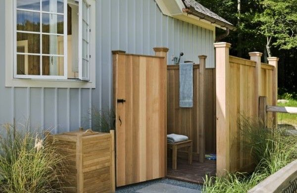 Dusche Aus Holz Bauen