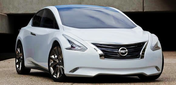 Nissan Altima Coupe Concept Need Want Now