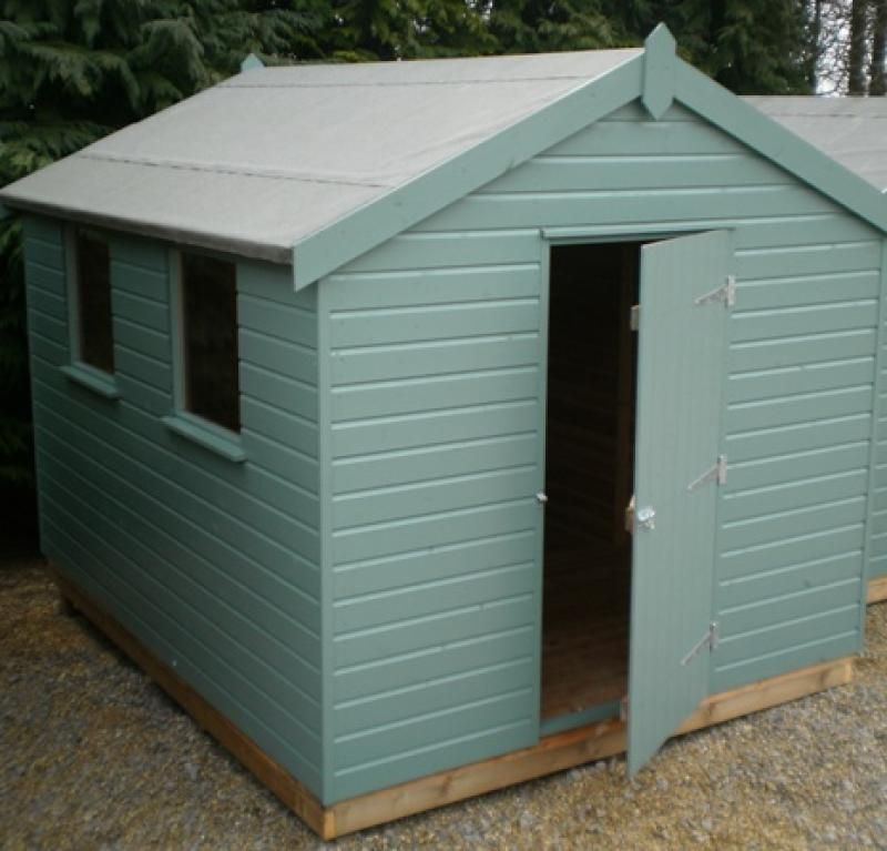 Garden Sheds Installed garden shed for barn conversion we have recently installed a