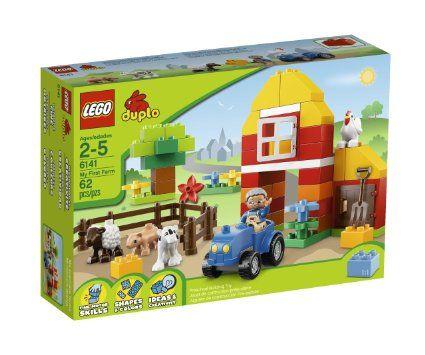 『New』 Lego Duplo Animal Zoo Farm Pig