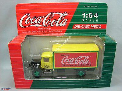 Hartoy Mack Bm Coca Cola Delivery Truck Collector 39 S Vintage 1 ...