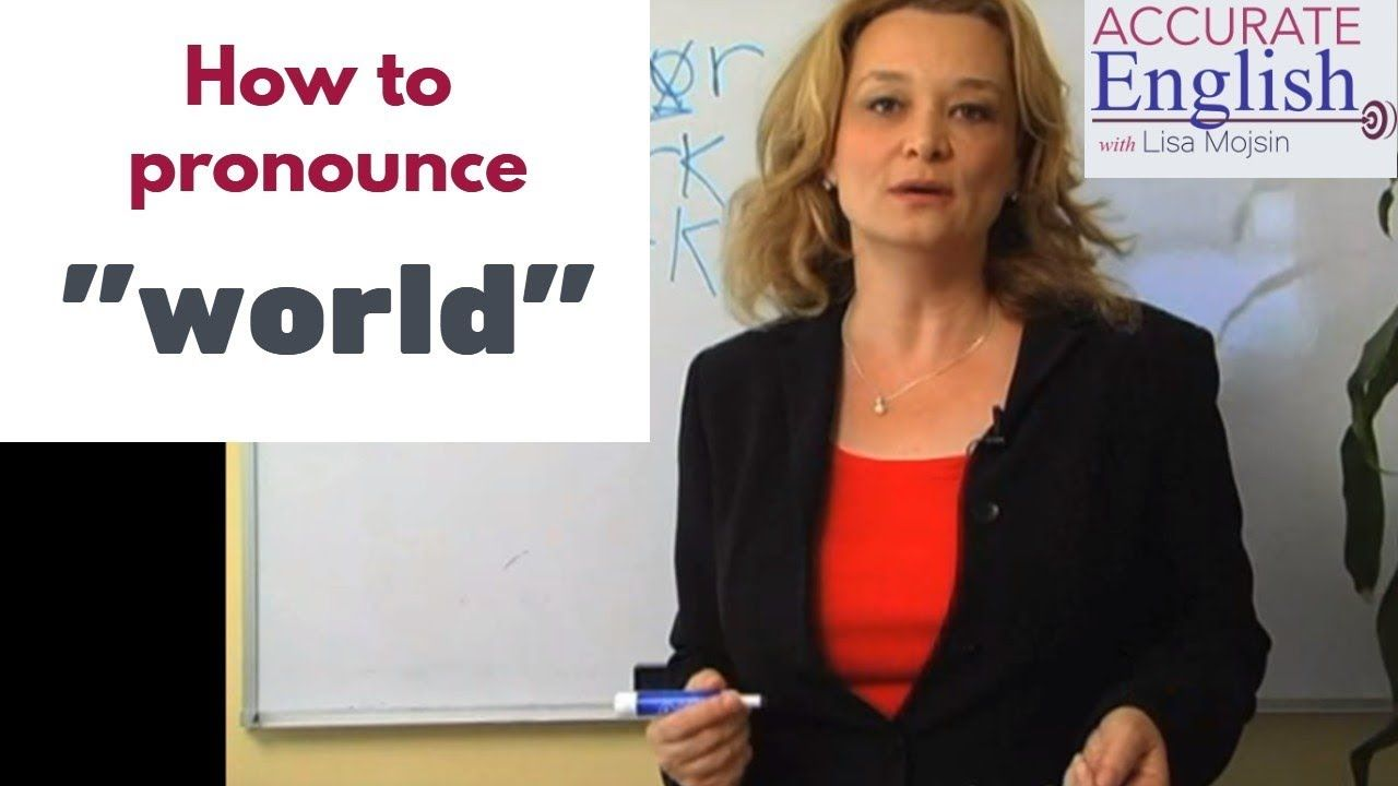 Difficult words world etc accurate english youtube