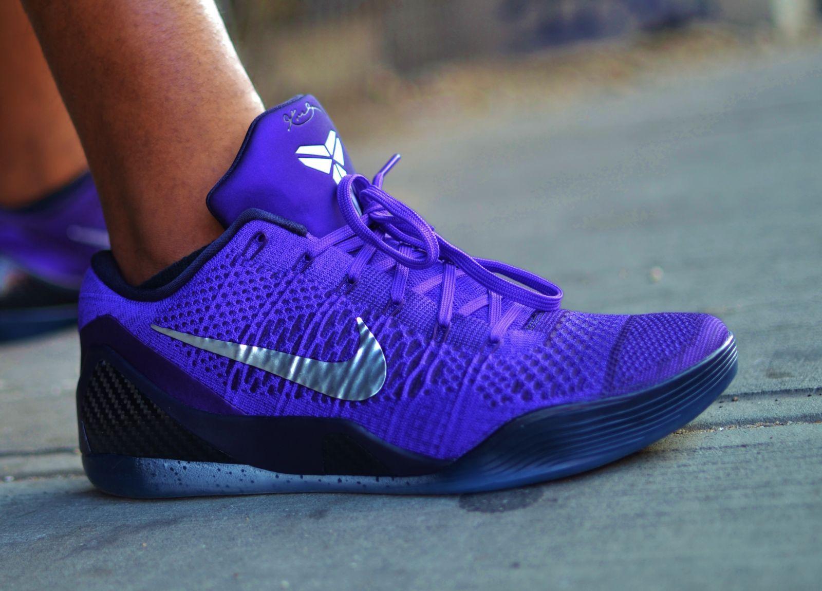 42a56d989abd Nike Kobe 9 Elite Low