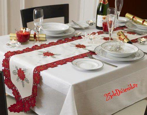 Moldes para camino de mesa navide o buscar con google - Caminos para mesas ...