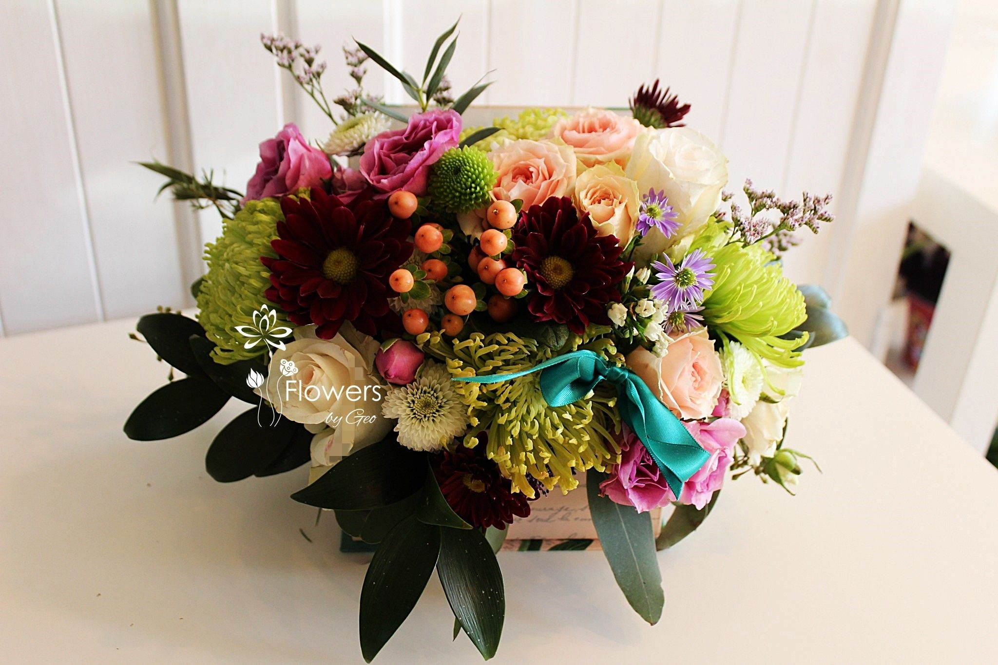 Serendipity Flower delivery, Unique flower arrangements