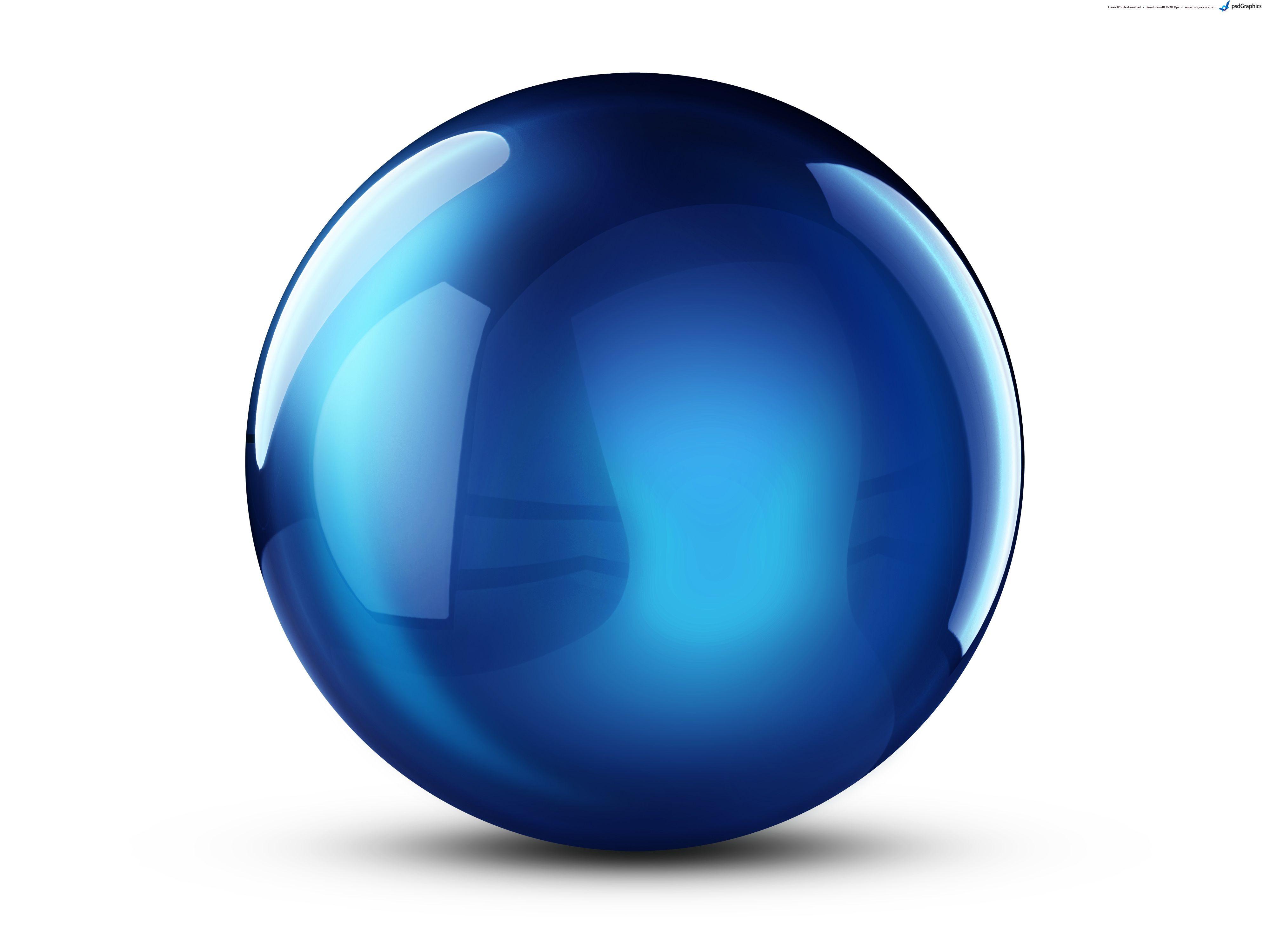 Blue, Orange, Red, Violet And Gray Colors Hi Res 3D Glass