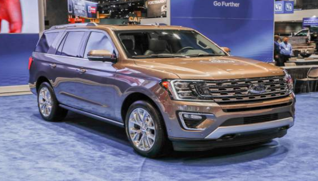 2018 Ford Expedition Max Interior And Diesel