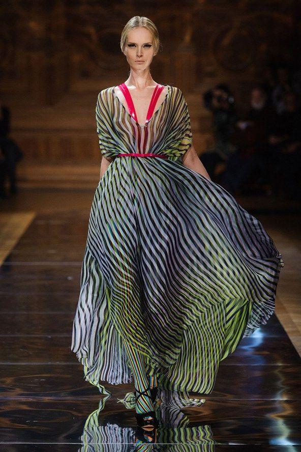 Oscar Carvallo couture, spring/summer 2014