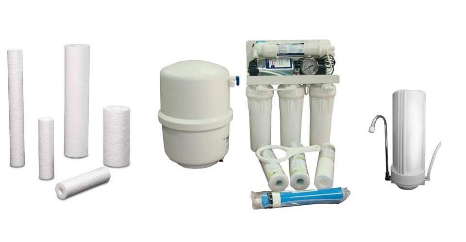 Osmosis Bajo Mesada Y Filtro De Agua Sobremesada Osmovic Filtro De Agua Agua Potable Filtracion De Agua