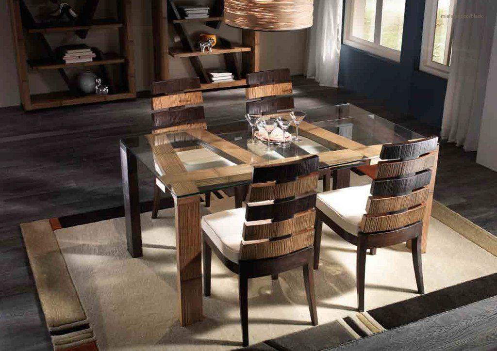 Sedie Bambu ~ Sala modello cross costruita in frassino massello e rivestita in