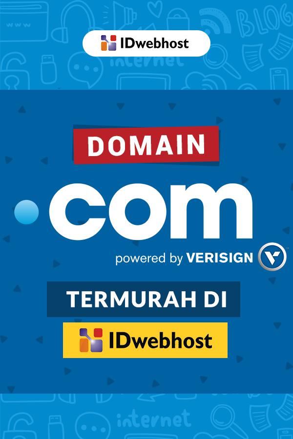 16+ Harga hosting dan domain termurah information