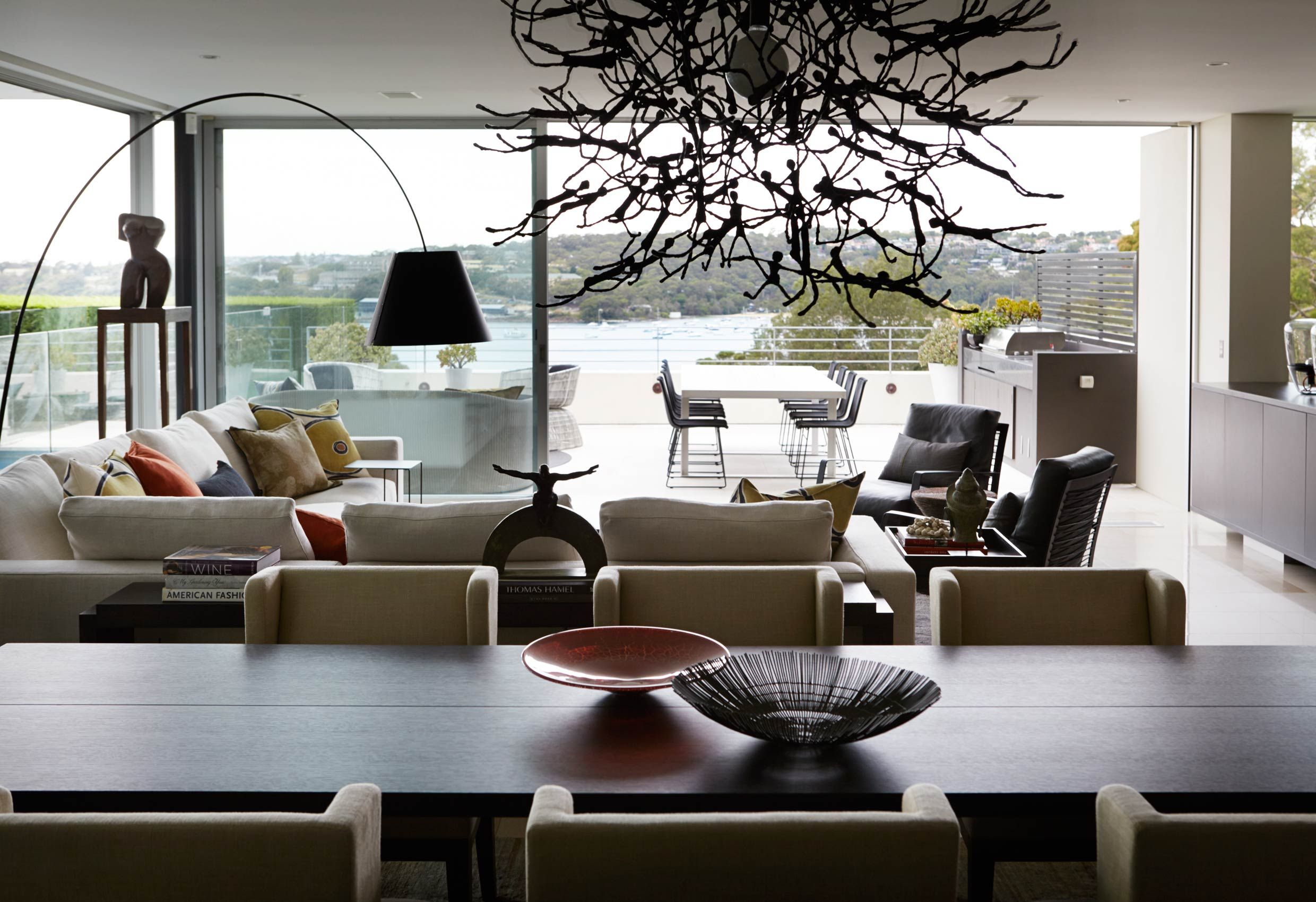 Hare Klein introduced contemporary new furnishings