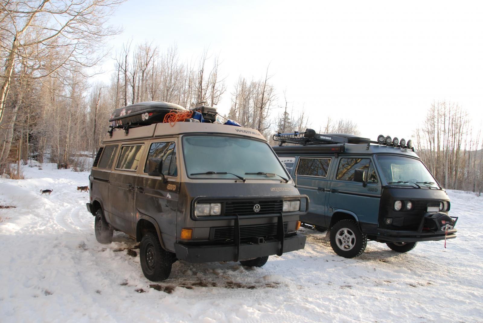 TheSamba.com :: Gallery - Colorado Snow