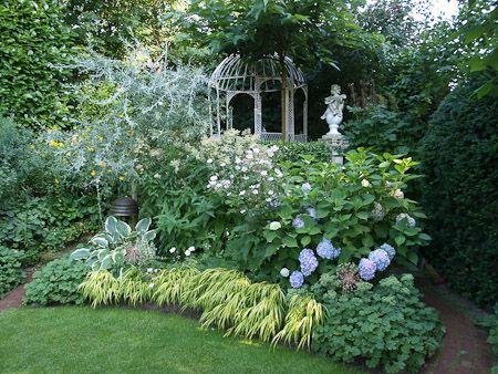 G rten die ich mag winfried rusch g rten blumen for Gartengestaltung schattiger garten
