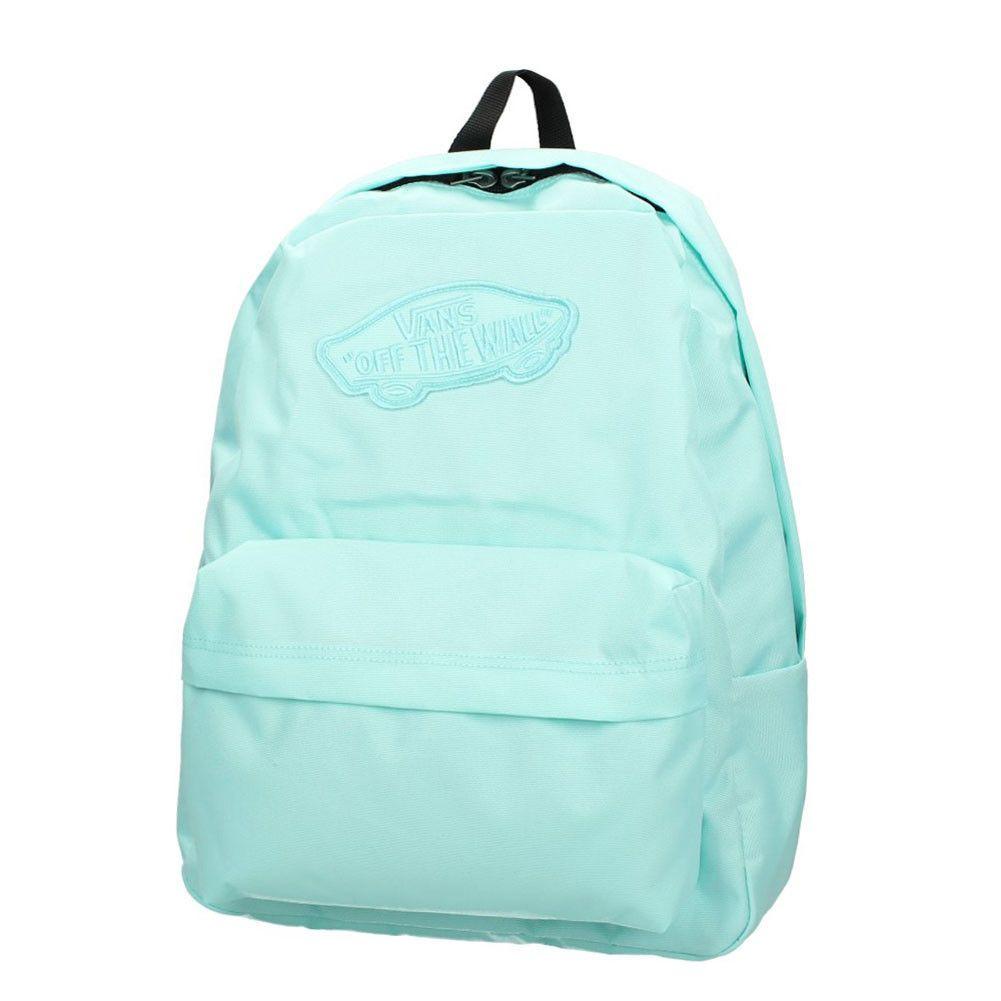 light blue vans bag