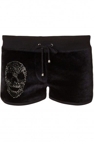 Skull hot pants ~ Philipp Plein