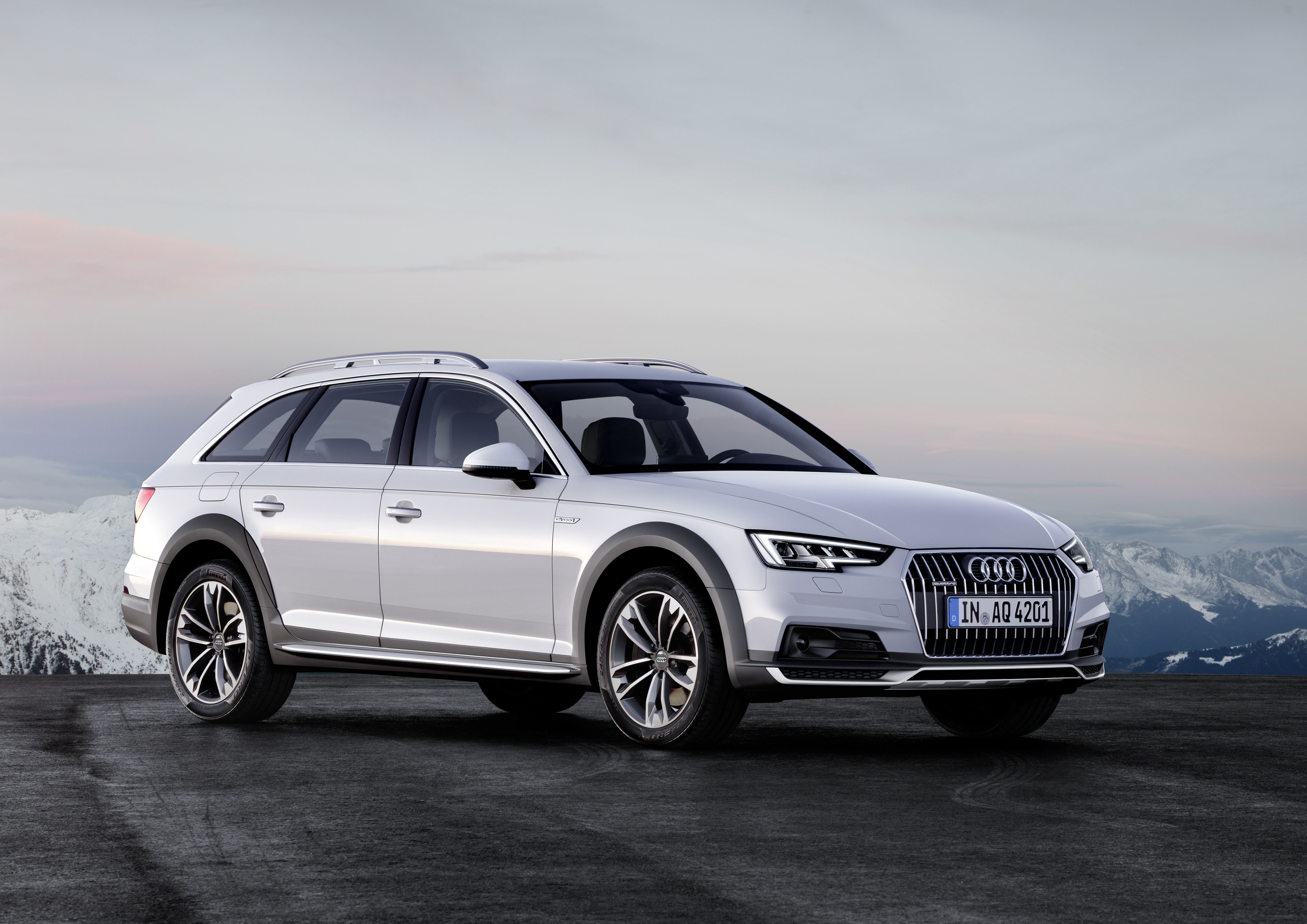 Audi a4 allroad could be the steal of ingolstadt http www