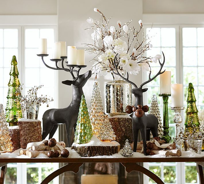 All Things Christmas Restoration Hardware Pottery Barn And Z