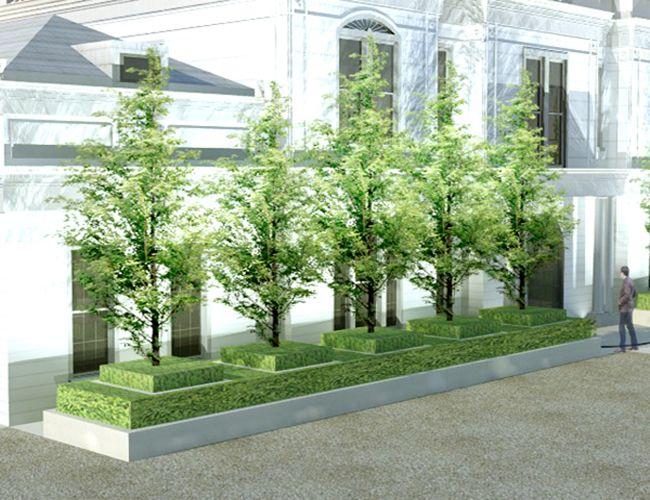 Garden Design St George S Hill 1 Garden Design Urban Landscape Design Modern Garden Design