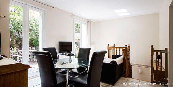 Location Appartement 2 Chambres Paris Rue Lemercier 17ème Arrondissement    Location Métro La Fourche