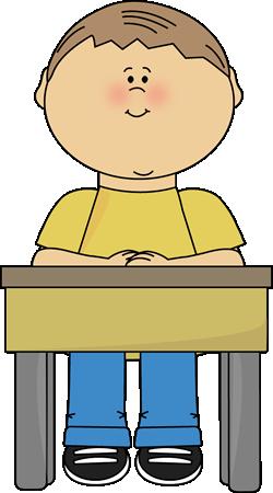 boy sitting at school desk school class okul s n f pinterest rh pinterest co uk  student school desk clipart