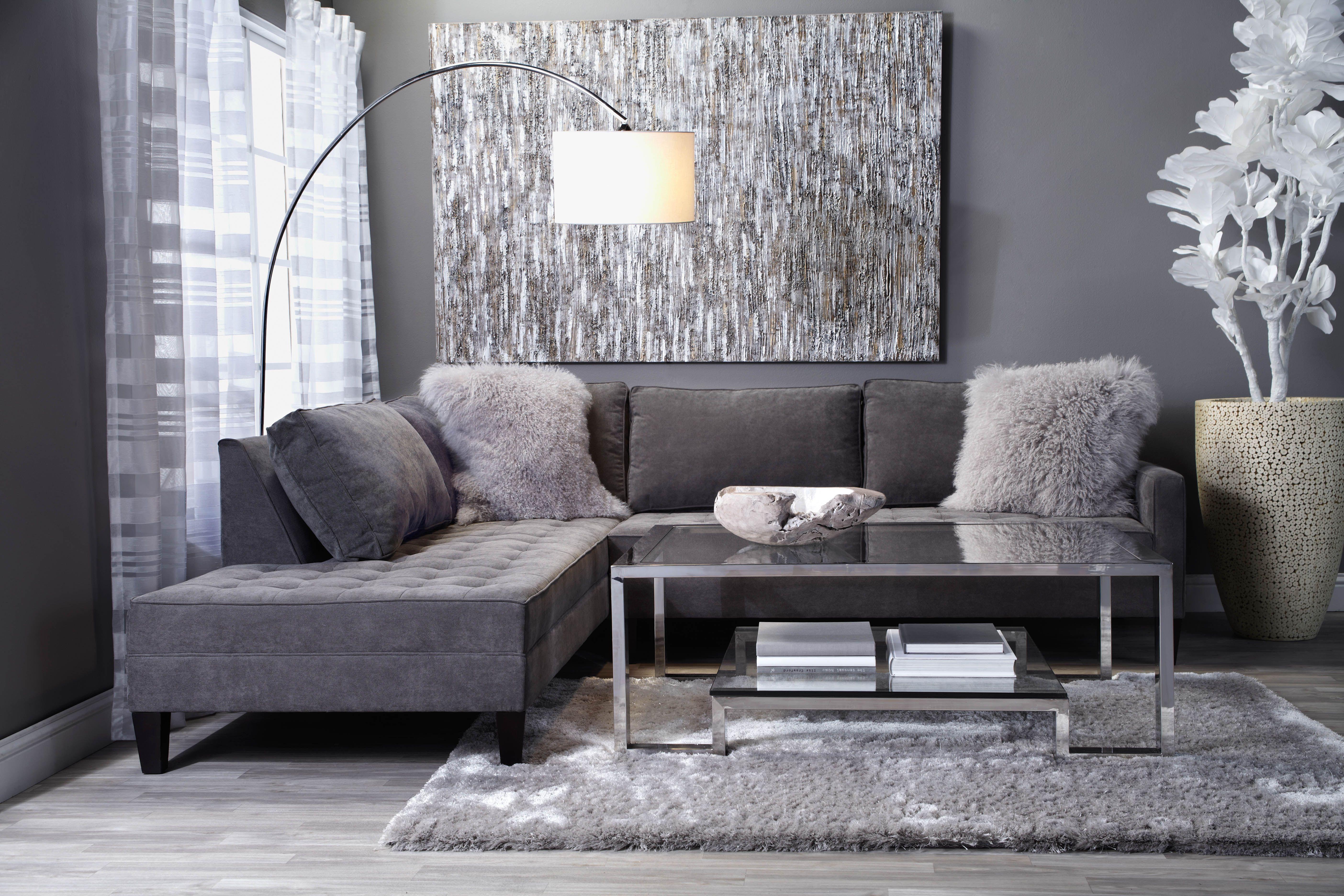 Ultra modern bedroom interior design monochrome shades of grey interior design apartment condo small