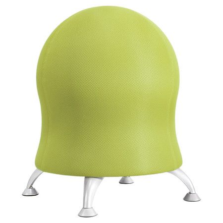 This Innovative Exercise Ball Chair Adds A Touch Of Fun To