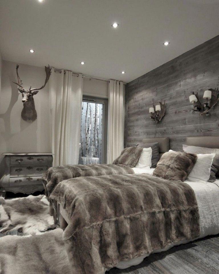 50 Beautiful Rustic Master Bedroom Ideas Rusticbedroom Bedroomideas Masterbedroom Mast Rustic Master Bedroom Farmhouse Master Bedroom Master Bedrooms Decor