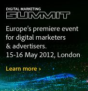 Adobe Digital Marketing Summit - London - May 15-16     http://summit-emea.adobe.com/digital-marketing-summit.html