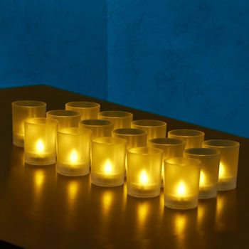 Flameless Candles With Remote Costco Costco Smart Candle Flameless Patio Party Candles 16Pk  Entertain