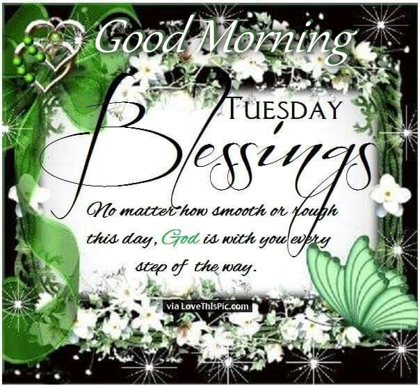 Good Morning Tuesday Blessing Images : Good morning tuesday blessings quote image saturday