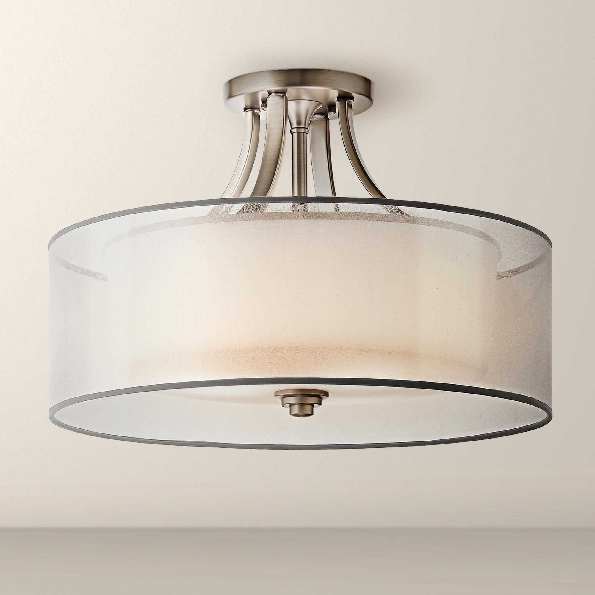 Kichler lacey 20 wide antique pewter ceiling light fixture kichler lacey 20 wide antique pewter ceiling light fixture arubaitofo Image collections