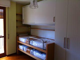 Camerette Bonetti ~ Bonetti camerette bonetti bedrooms: camerette salvaspazio letti