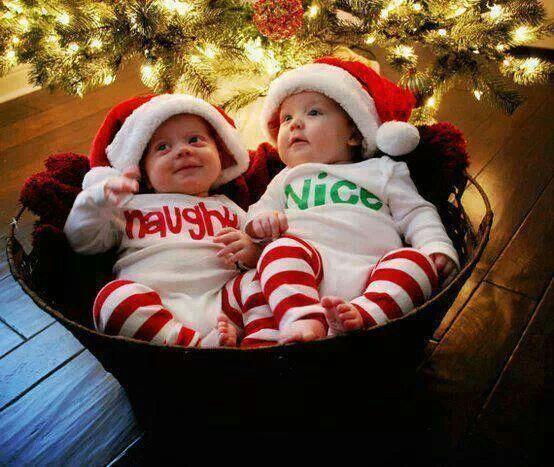 Boy-girl twins. Boys.red - Girls green