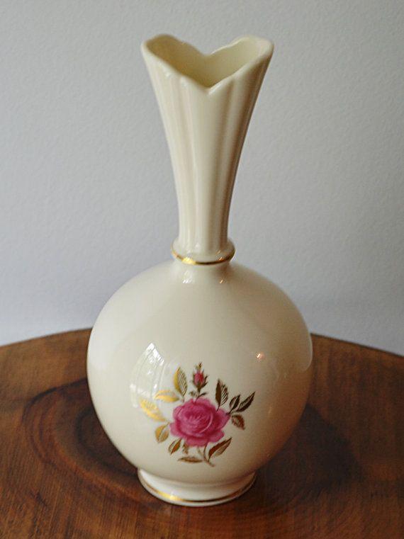 Lenox Bud Vase Vintage Vase Made In Usa Pinterest Vintage