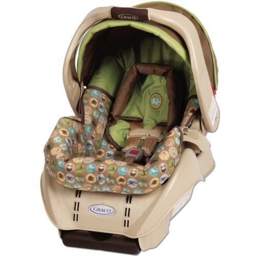 SnugRide Infant Car Seat By Graco Baby Child Boy Carseat 5 22 Lbs Portable Latch 047406114375